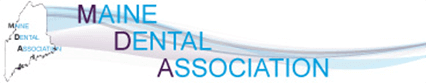 Maine Dental Association logo